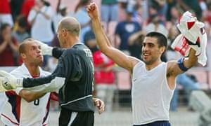 USA vs Mexico, 2002 World Cup