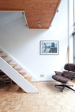 homes - marygate lane: interior of sixties houseq