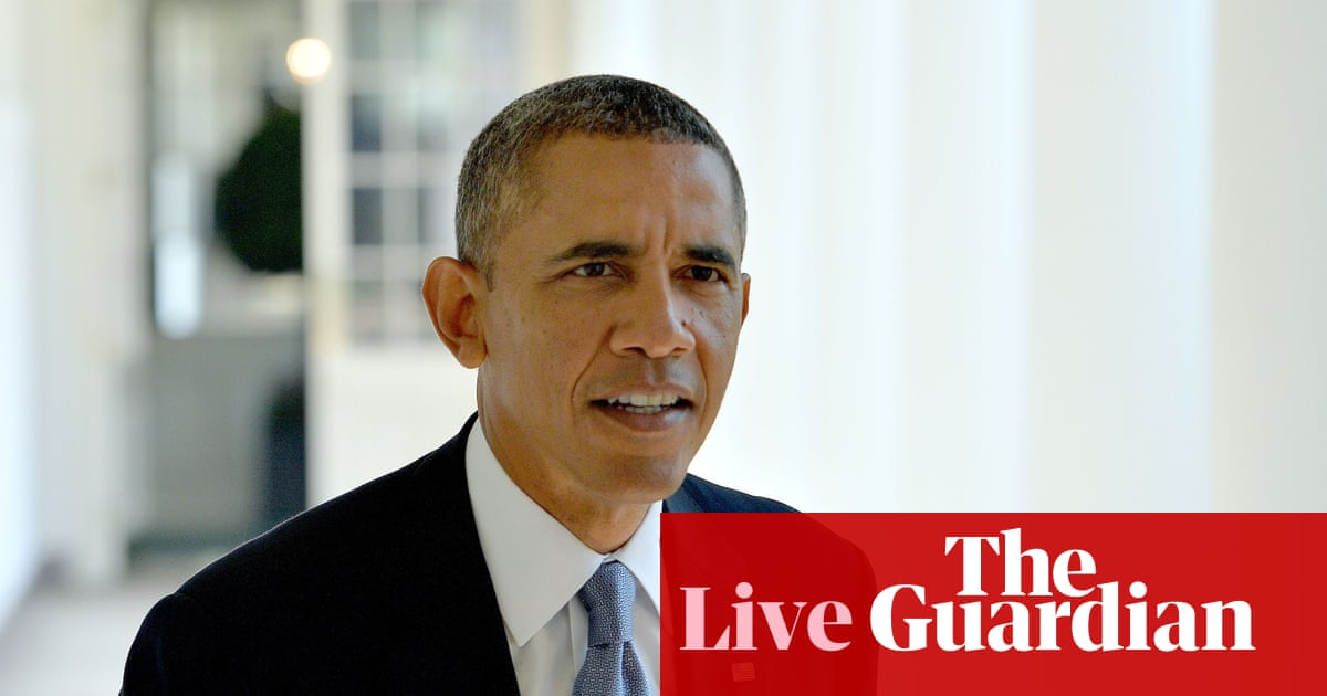 Syria crisis: White House says Russian plan 'very explicit' - as it