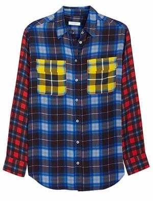 Key trends: Check shirt