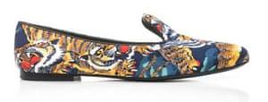 Key trends: Print loafer