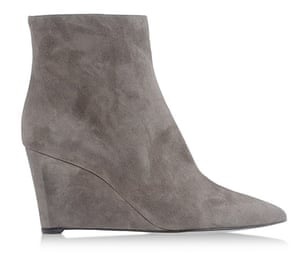 Key trends: Wedge boots