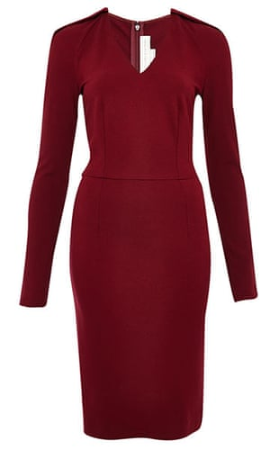 Key trends: Red dress