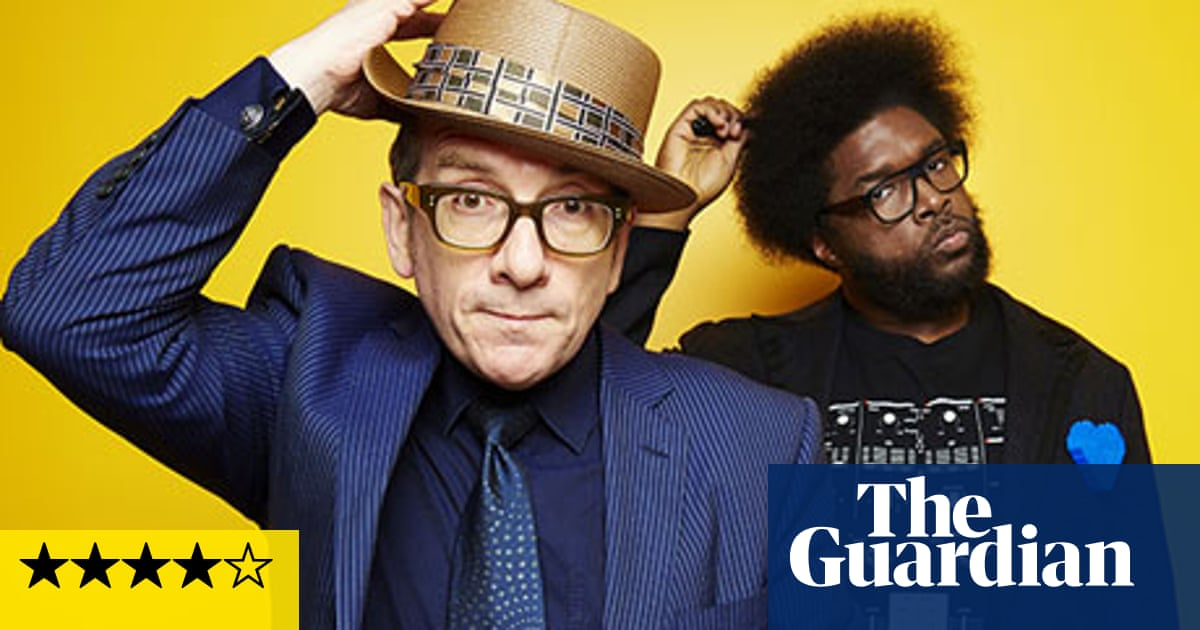 Elvis Costello and the Roots: Wise Up Ghost and Other Songs