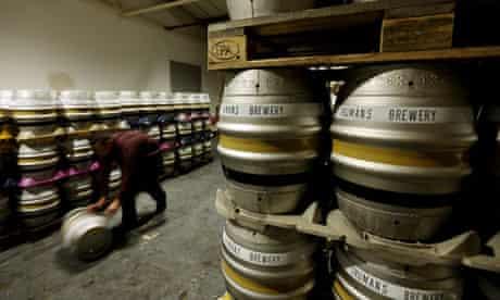 Truman's brewery, London