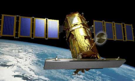 Satellite South Korea