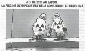 Fukushima cartoon