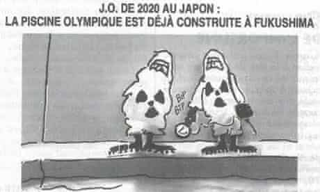 Fukushima cartoon