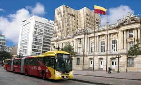 Bogota transport