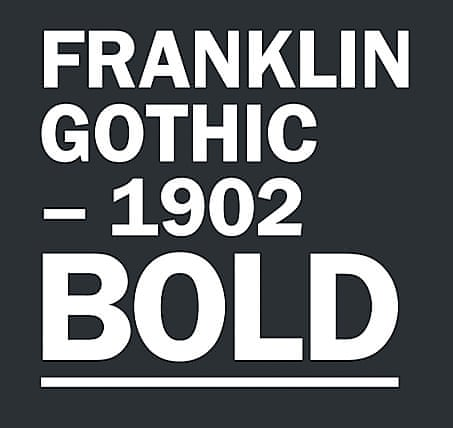 The 10 best fonts | Art and design | The Guardian