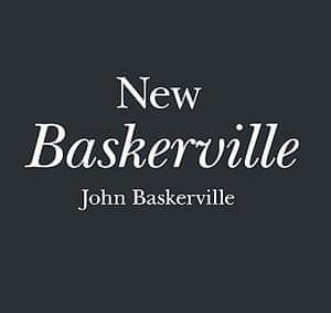 10 best: New Baskerville
