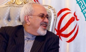 Iran's foreign minister, Mohammad Javad Zarif