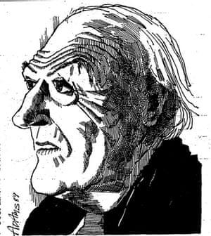 Dahl cartoon