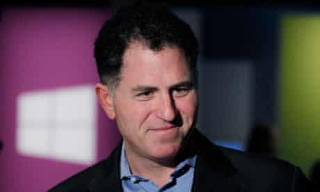 Michael Dell: taking his company private