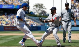 Will the Los Angeles Dodgers and Boston Red Sox meet in the World Series?