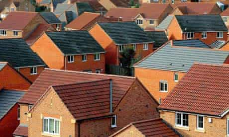 Housing market mortgage interest rates