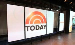 NBC Today show new set