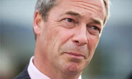 Nigel Farage runs Ukip as 'totalitarian' operation, says party's ex-deputy leader