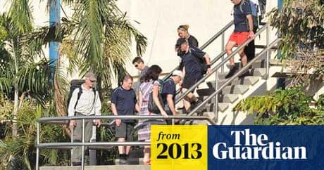 PNG attack survivors set up trust fund for injured porters