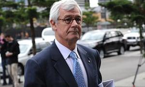Lawyer Julian Burnside