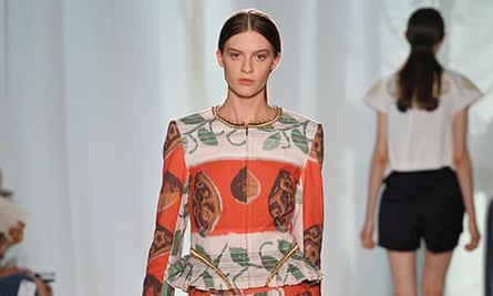 Australian Designers A Runway Success At New York Fashion Week New York Fashion Week Spring Summer 2014 The Guardian