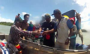 West Papuan Freedom Flotilla