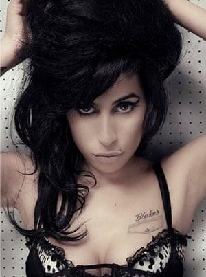 Amy Winehouse at Proud: Ross Kirton