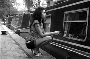 Amy Winehouse at Proud: Oscar Lasa