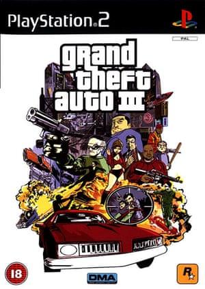 GTA key moments: GTA III and 9/11