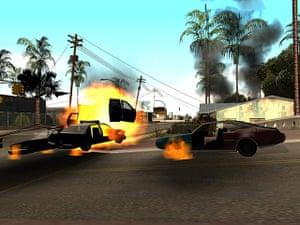 GTA key moments: The 1992 LA Riots