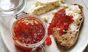 Hugh Fearnley-Whittingstall's chilli pepper jam