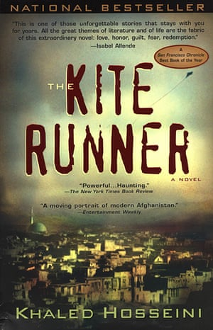 ALA : The Kite Runner, by Khaled Hosseini.Reasons: Homosexuality, offensive lang