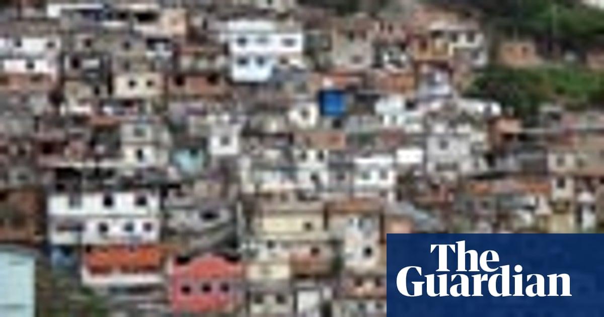 Favelas of Rio de Janeiro – in pictures