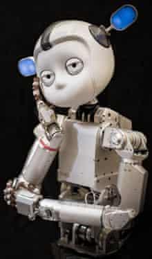 Simon the Robot