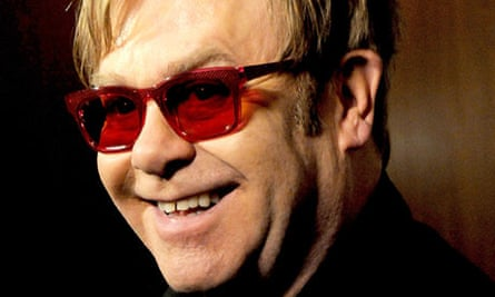 Elton John: 'I'm still very driven, but not in a bad way.'