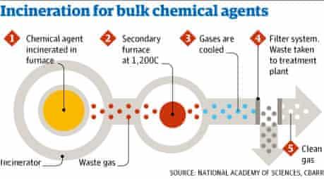 Syria incineration
