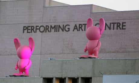 Brisbane festival: Bunnies over Qpac