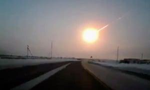 Chelyabinsk, meteor