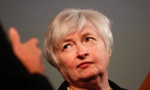 Janet Yellen, vice chair of the Board of Governors of the U.S. Federal Reserve System.