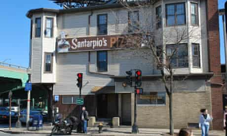 Santarpios, East Boston