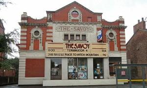 Savoy Cinema, Heaton Moor