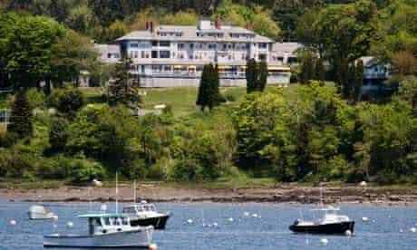 Asticou Inn, Maine