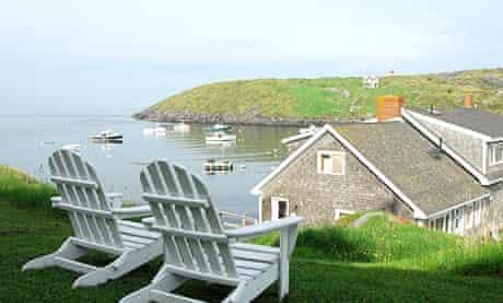 The Island Inn on Monhegan, Maine