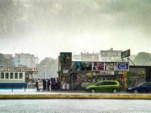 Alternative Germany: east side gallery berlin