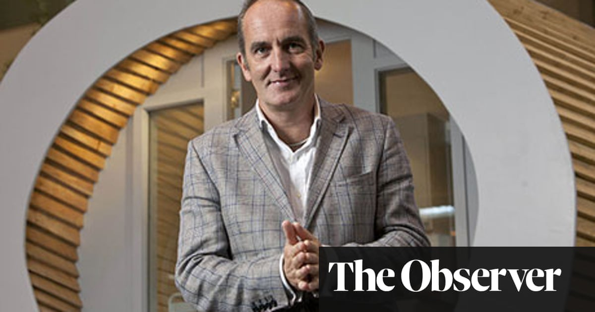 Kevin McCloud: 'Do I covet the houses in Grand Designs? No
