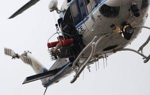 navy yard: chopper