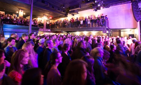 Top 10 live music venues in Boston | Travel | The Guardian
