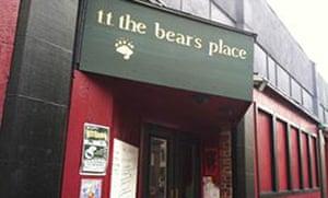 TT the bear's place