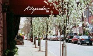 Alexander Inn, Philadelphia