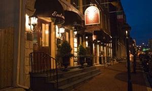 Penn's View Inn, Philadelphia